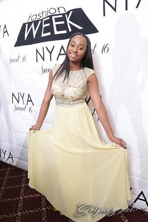 Nya's Sweet 16 September 12 2014
