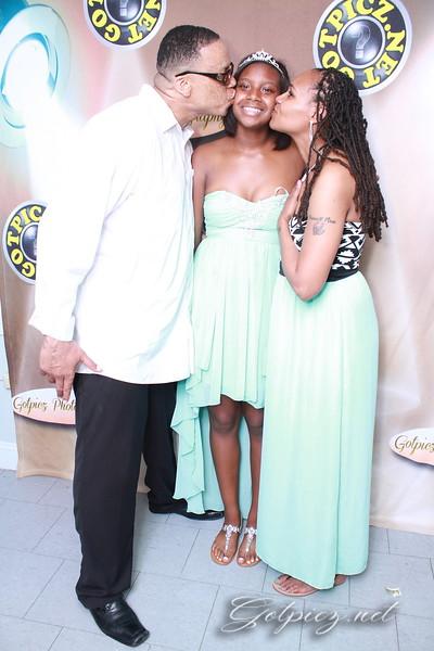 PRINCESS NISA SOPHISTICATED 17TH BIRTHDAY CELEBRATION