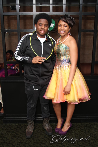 RAKIA'S SWEET 16 JUMPING BROOK COUNTRY CLUB 5/25/12