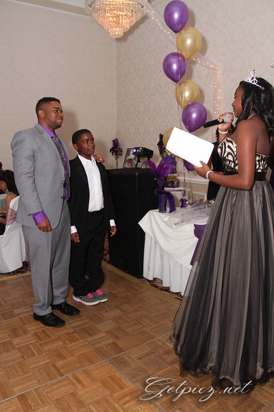 Rickie Sweet 16 May 10 2014