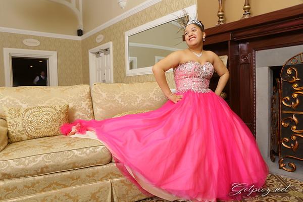 Tatyana Sweet 16 Birthday Party