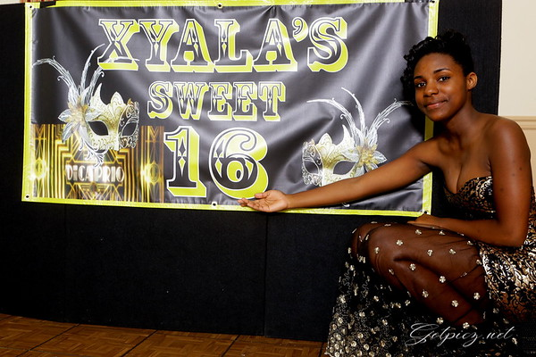 XYALAS'S  Sweet 16