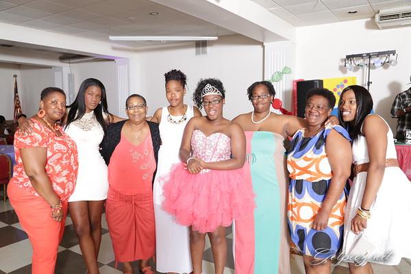 Yakia Sweet 16 6-6-2014