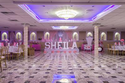 Sheila Sweet 16 -