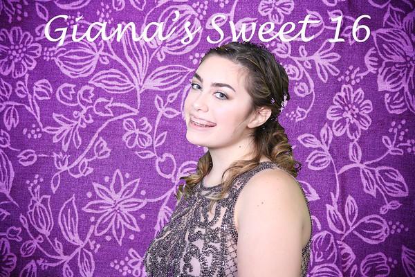 Giana Sweet 16