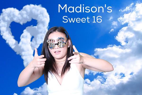 Madison's Sweet 16
