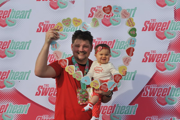 Sweetheart Run 2017 Kansas City