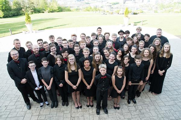 Sweet Jazz 17 Group Photo
