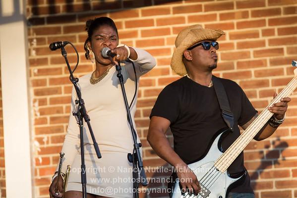 Front Porch Concert 2016