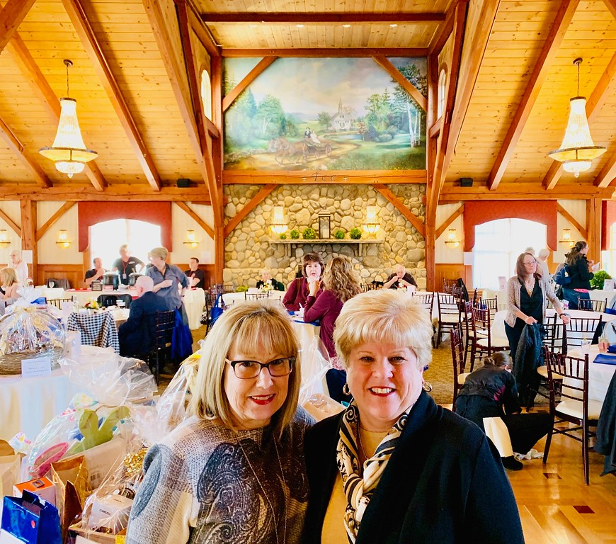. Lynn Taylor of Tewksbury (a longtime neighbor of mine growing up) and Gail Sullivan of Lowell