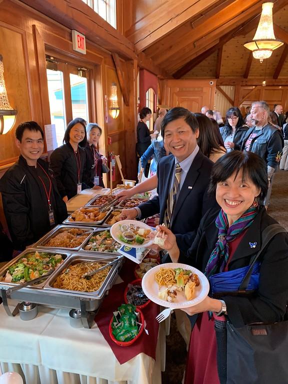 . Kyoto Japanese Steak House, winner for Best International