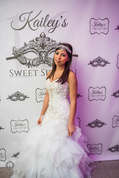Kailey's Sweet 16