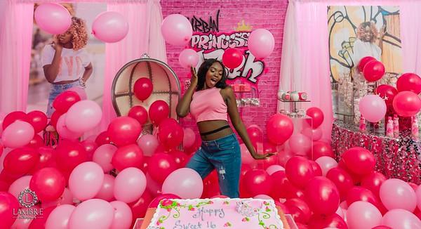 Princess Leah's Sweet 16