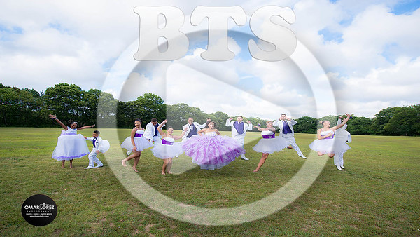 BTS - Alyssa's Sweet 16 by Omar Lopez Photography Studios vid