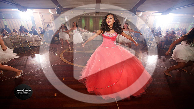 Tamara's Quinceanera Highlight - Omar Lopez Photography Studios