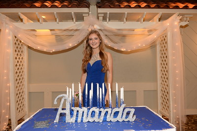 Amanda PHOTOS Sweet 16 6-5-16