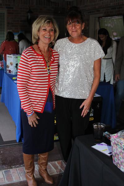 Beverly Engle, Rita Ferrell