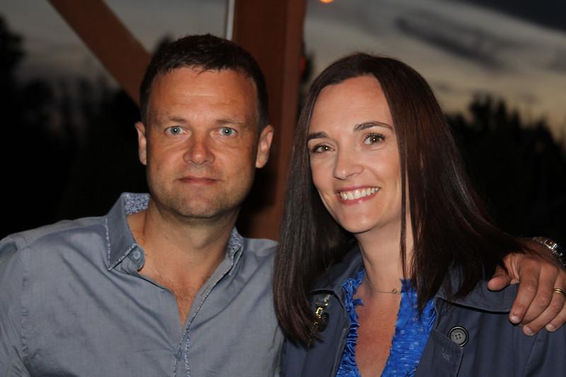 Harvey & Andera Miller