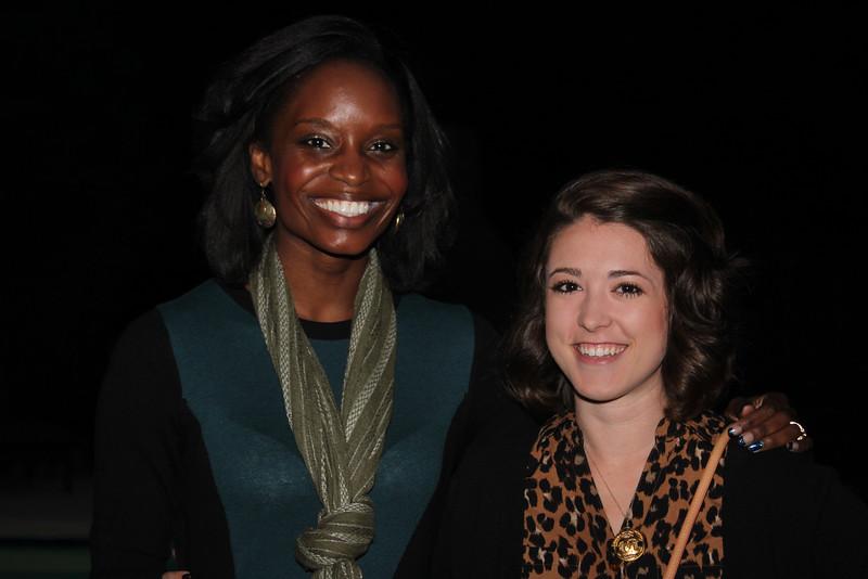 Jolana Aibangbee, Stephanie Abernathy
