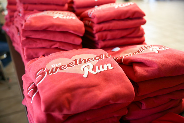 Sweetheart Run 2017 Wichita