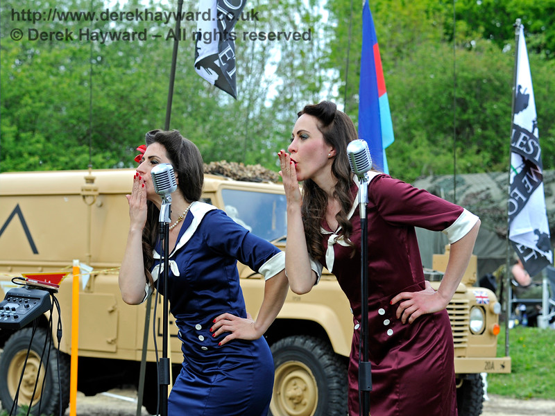 Sweetheart Swing, Horsted Keynes, 15.05.2016  13329