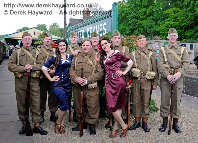 Sweetheart Swing, Horsted Keynes, 15.05.2016  15271