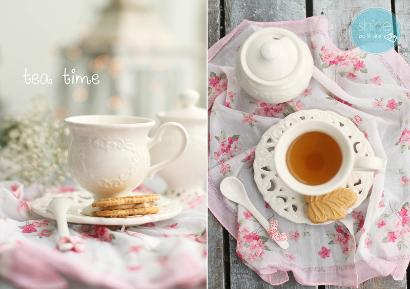 Tea time - mapple cookie