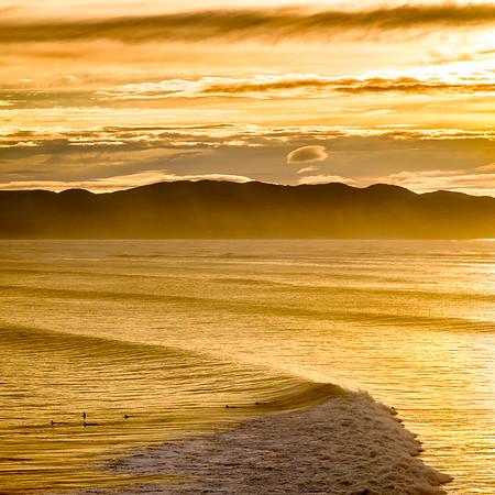 Morning Sunrise at Manu Bay. New Zealand 2012 https://art.tt/j64