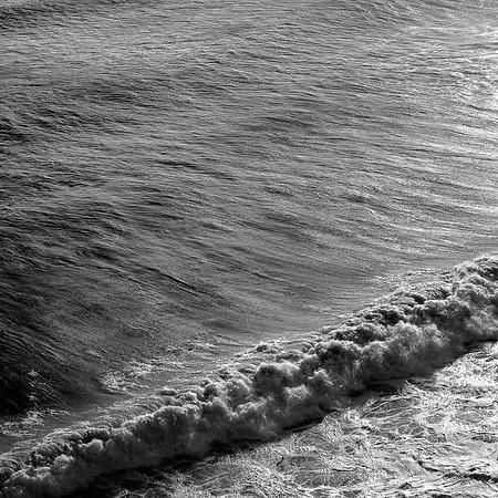 Textured White Water