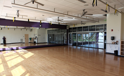 Swenson Gym & Stromberg Complex Photos