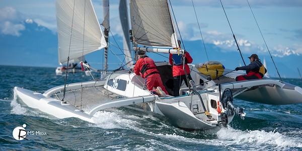 Swiftsure International Yacht Race  26-May 2018