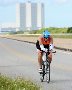 Riding Toward the Shuttle Launch Pad