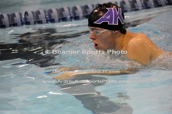 Men 200 yd IM