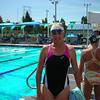 Beata - NEW CVMM 100 Backstroke record holder!