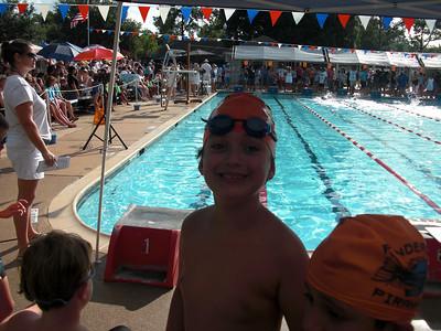 2010 Swim Team Divisional Champsionship
