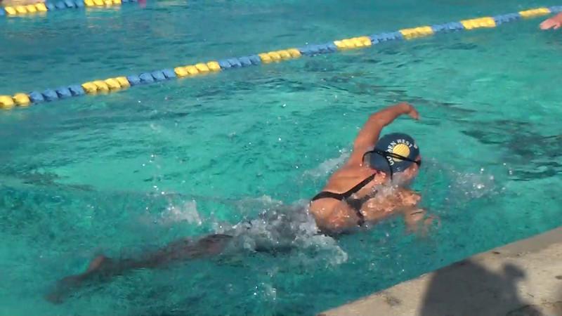 Janet Evan's Pre #5 Warm Up Pool