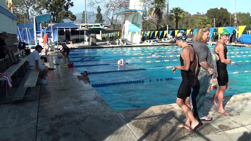 Janet Evan's Pre #4 Warm Up Pool