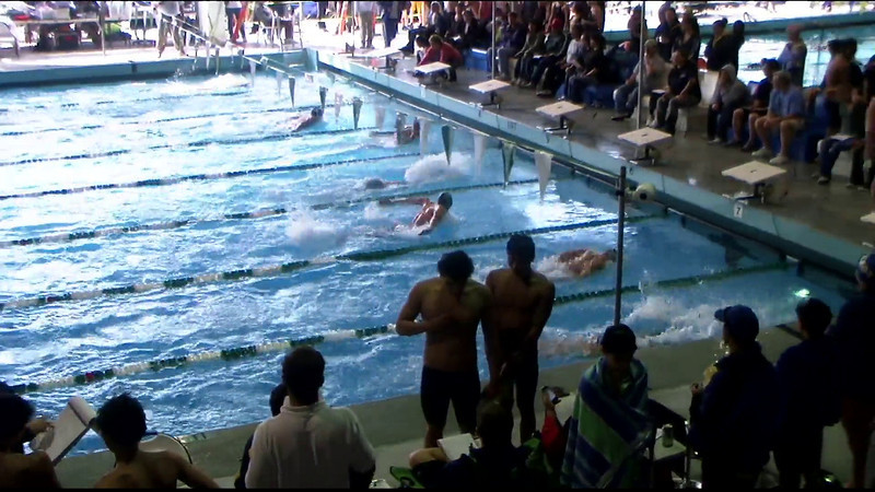 Men's 200yd Breaststroke Heat 13 - 2012 Southern California Swimming Junior Olympics