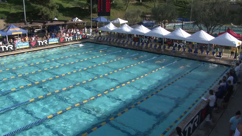 Men's 100 Freestyle Final C - 2012 Mission Viejo Swim Meet of Champions