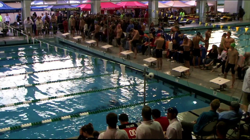Men's 100yd Freestyle Final A - 2012 Southern California Swimming Junior Olympics