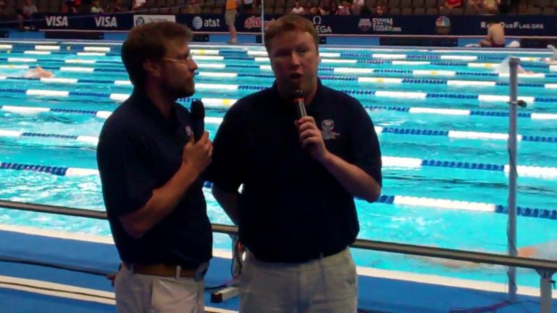 Chris Hindmarch-Watson & Michael Proprat - 2012 U S  Olympic Team Trials