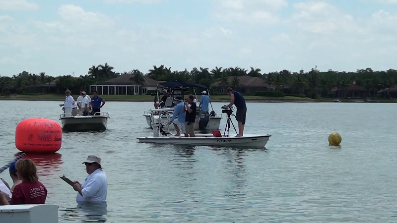 Mike Lewis announces the 2012 Open Water Nationals, in Miromar Lakes FL