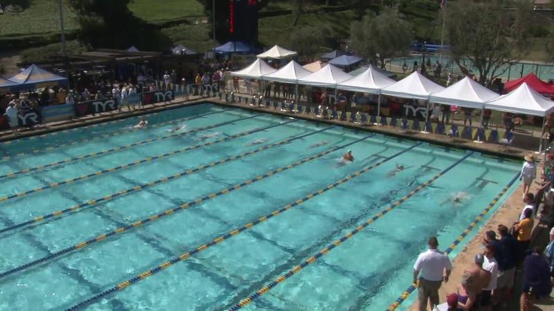 Women's 200 Butterfly Heat 01 - 2012 Mission Viejo Swim Meet of Champions