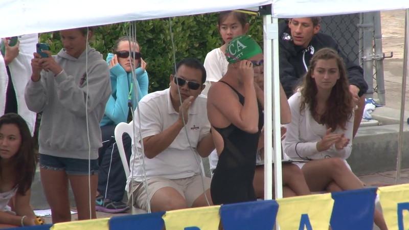 Women's 200 Butterfly Final A - 2012 Mission Viejo Swim Meet of Champions