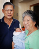 <font color=#333FFF>Happy Grandma and Grandpa, Uncle Chan and Aunty Peggy!!</font>