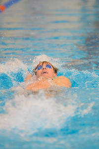 2015 - Macalester Swimming hosts Saint Olaf for a dual meet.   -- Copyright Christopher Mitchell / SportShotPhoto.com