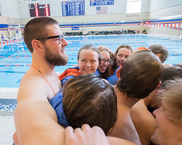 2017 - Macalester College Swimming hosts the Mini Invite   -- Copyright Christopher Mitchell / SportShotPhoto.com