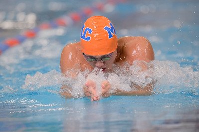 2017 - Macalester Swimming and Diving host Grinnell for a Dual Meet   -- Copyright Christopher Mitchell / SportShotPhoto.com