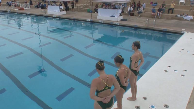 TRIO Aqua Sprite - 2010 US Masters Synchro Championships