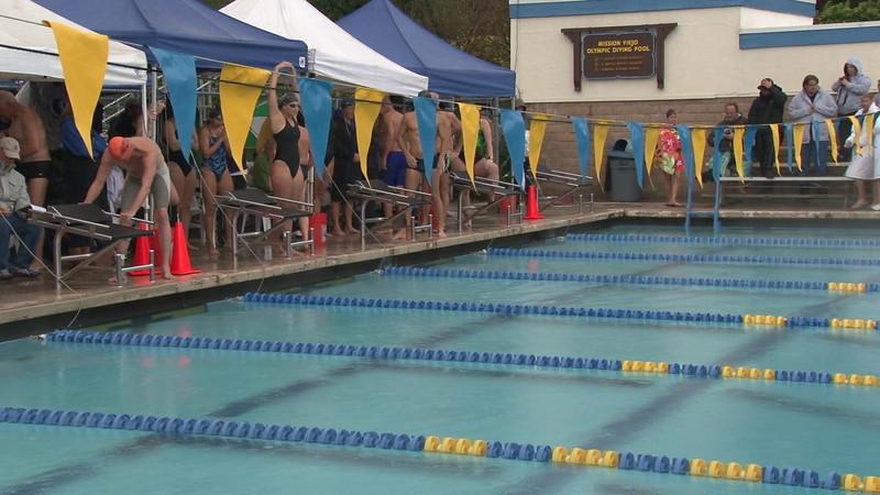 11tl16 E09 H02 Mixed 200 M Free Fontana Flyers A San Diego Swim Masters D Menifee Valley A San Diego Swim Masters C San Diego Swim Masters B